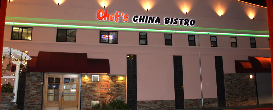 Chef S Experience China Bistro